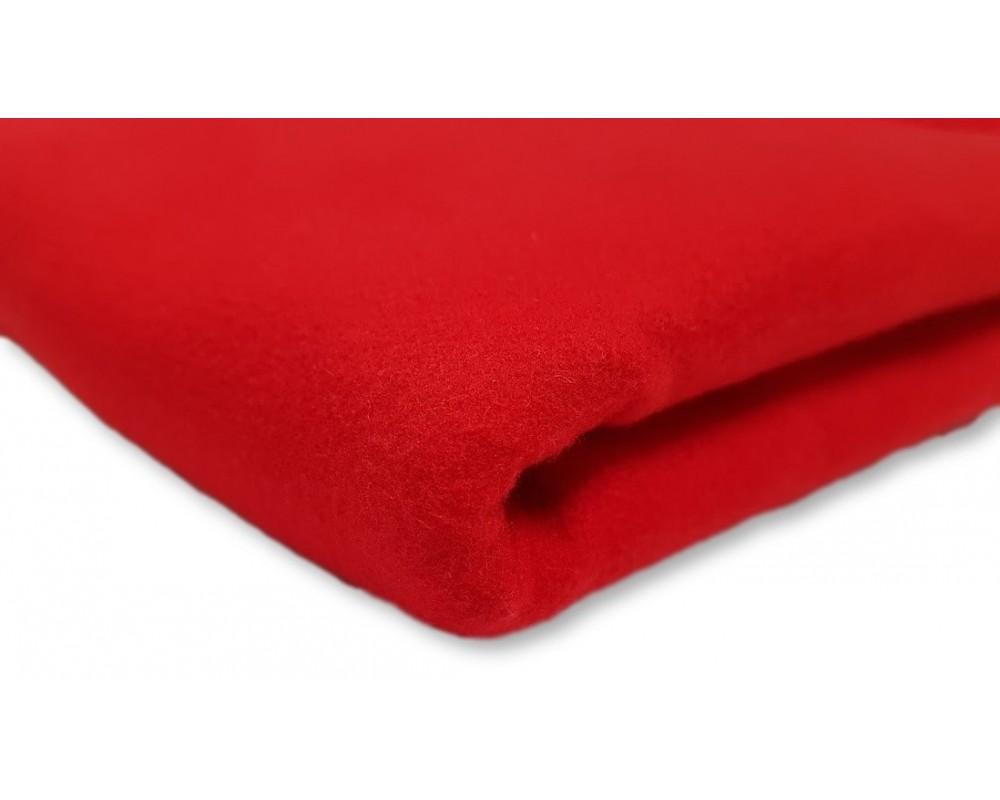 Paltinis audinys Raudonas