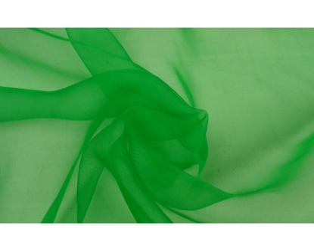 Organza Žalia 2
