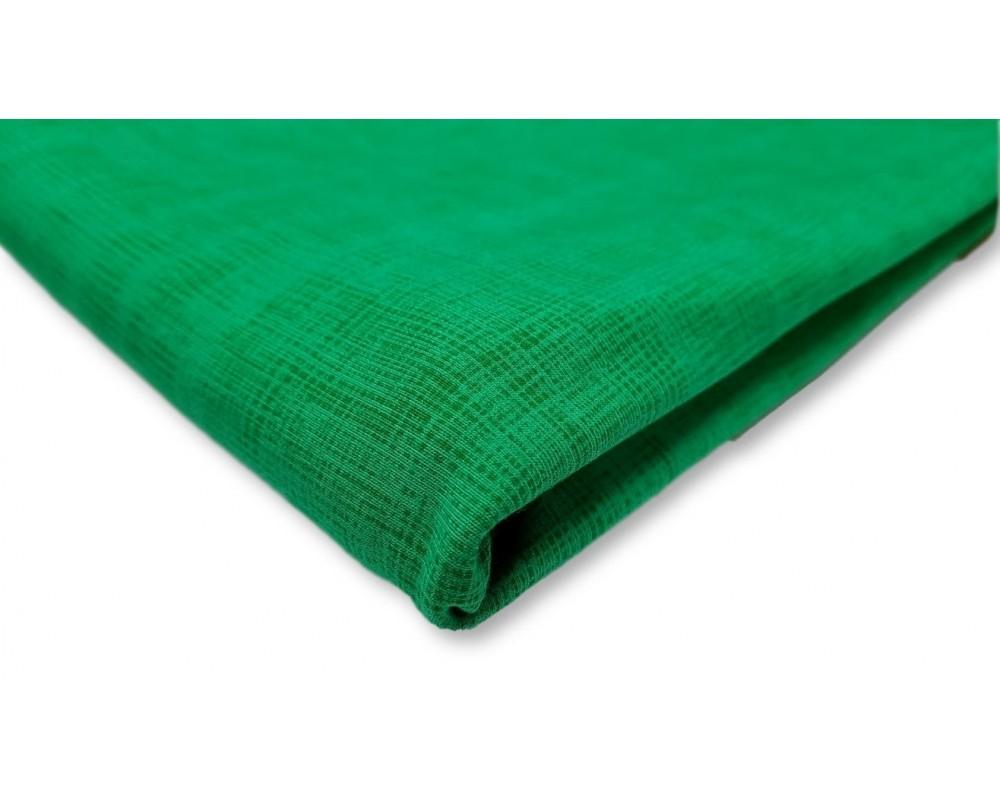 Kilpinis trikotažas Žalias raštuotas