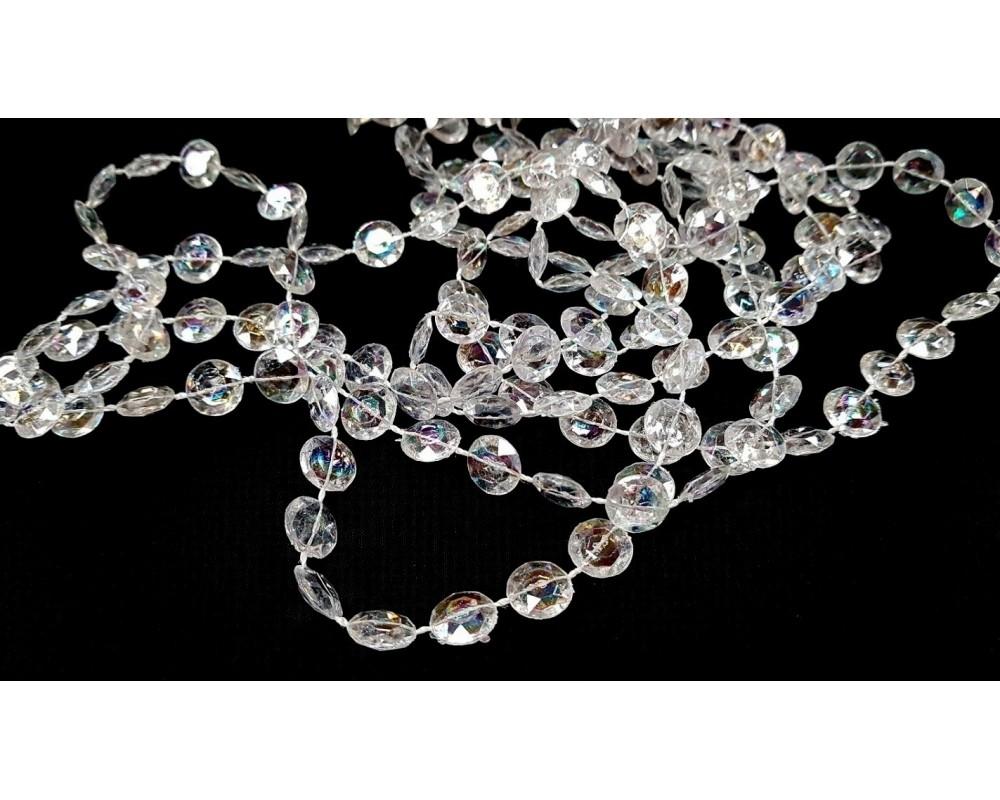 Dekoratyvinė kristalų juostelė 10mm