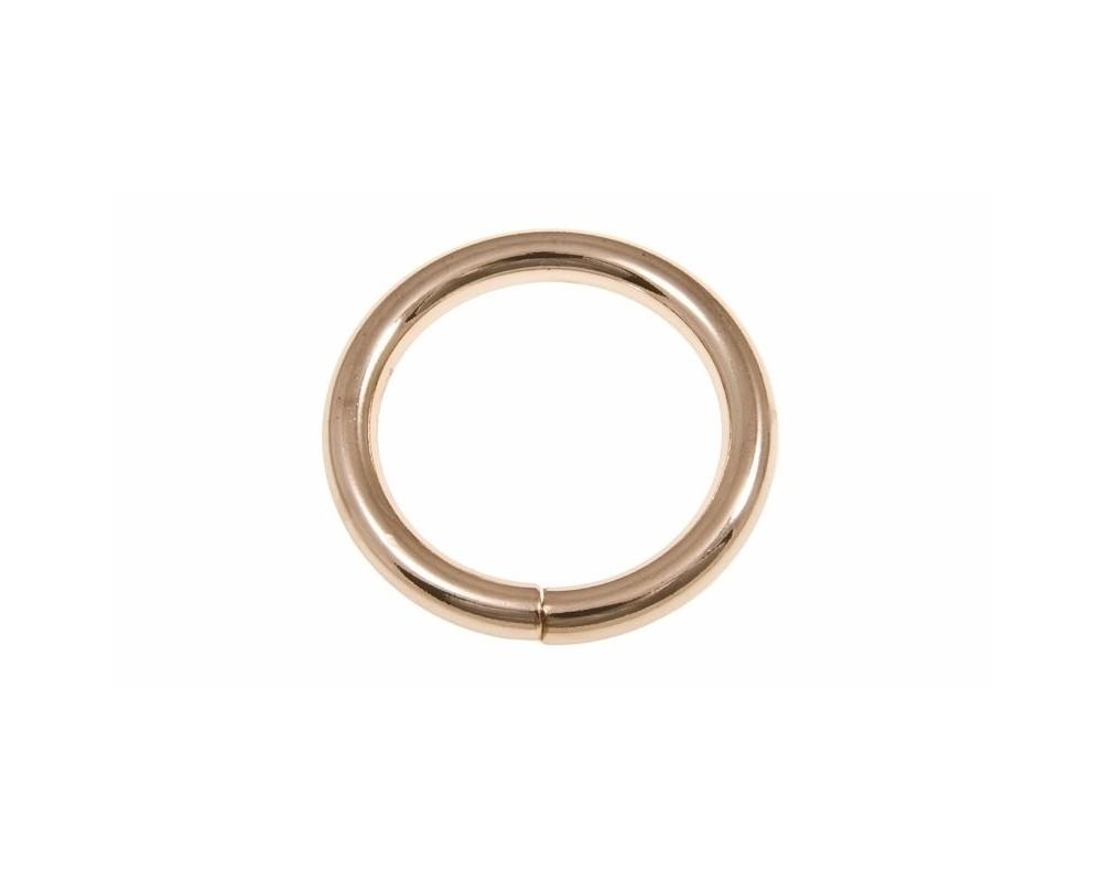 Žiedas galanterijai Aukso spalvos