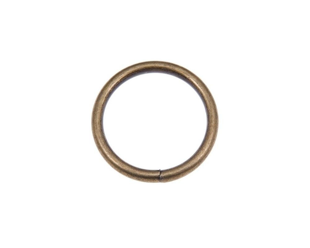 Žiedas galanterijai Žalvario