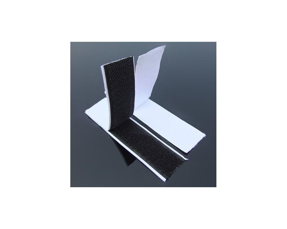 Velcro (kontaktinė) juosta su klijais 20mm