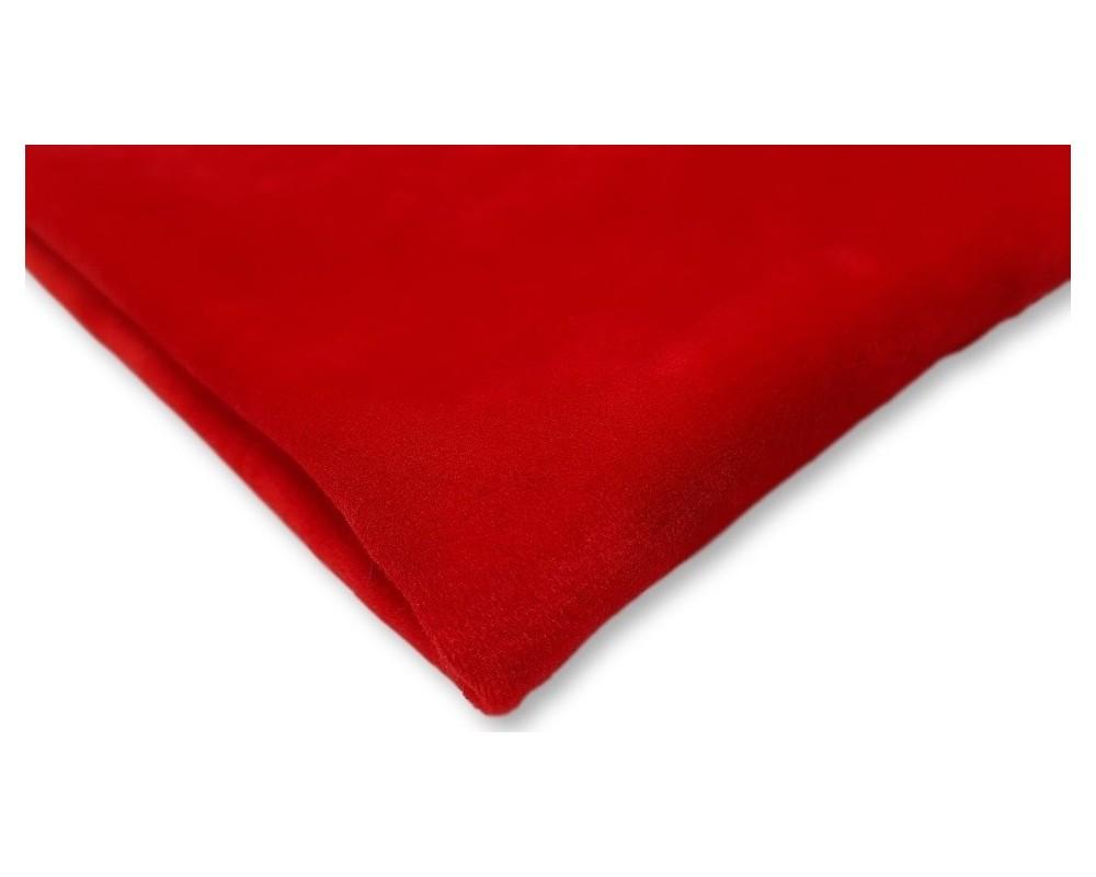 Veliūras Soft Raudonas