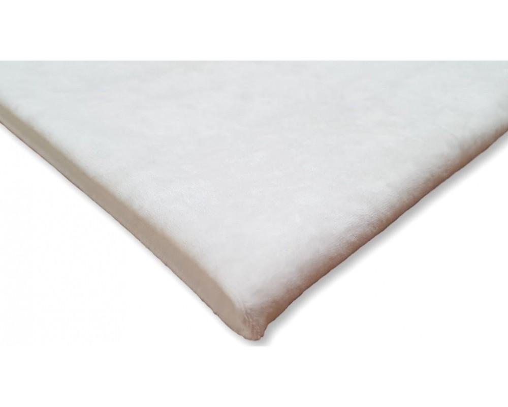 Veliūras Soft Baltas