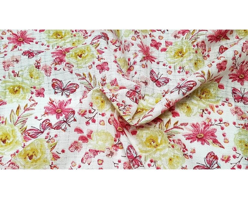 Marlė Rožinės gėlės