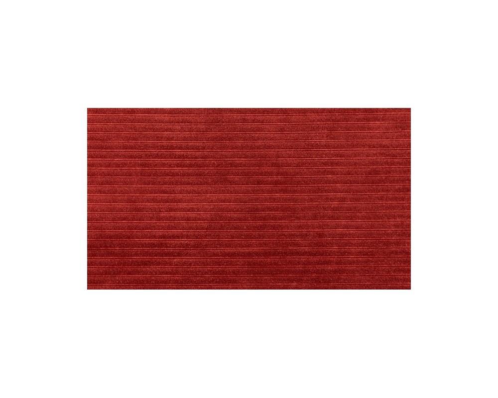 Veliūrinis velvetas Tamsi raudona