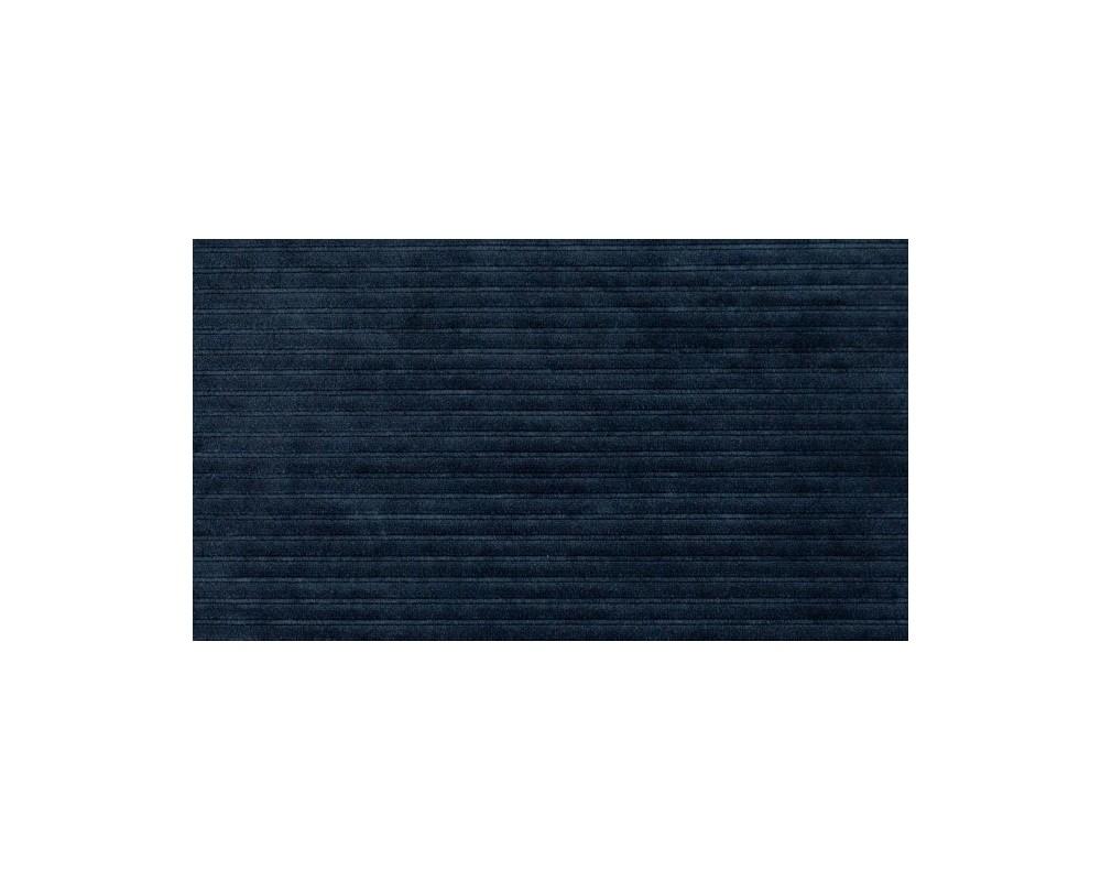 Veliūrinis velvetas Tamsiai mėlynas