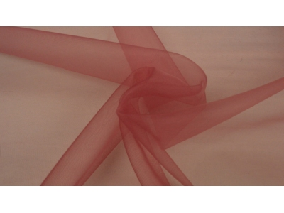 Organza Dusty pink