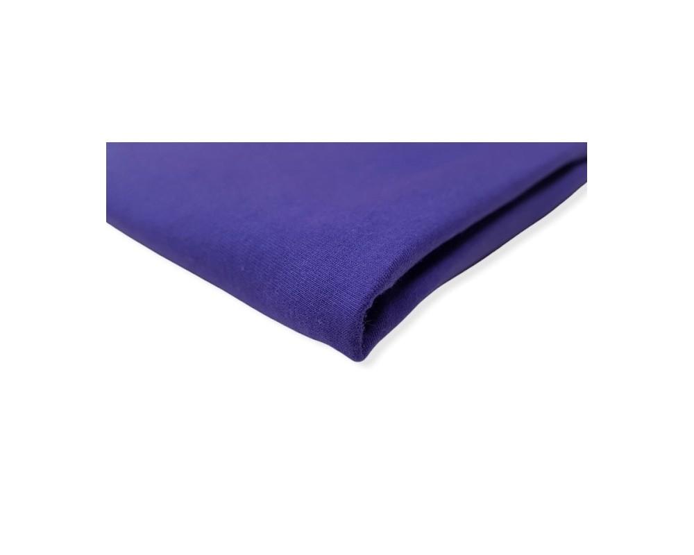 Medvilninis trikotažas Violetinis