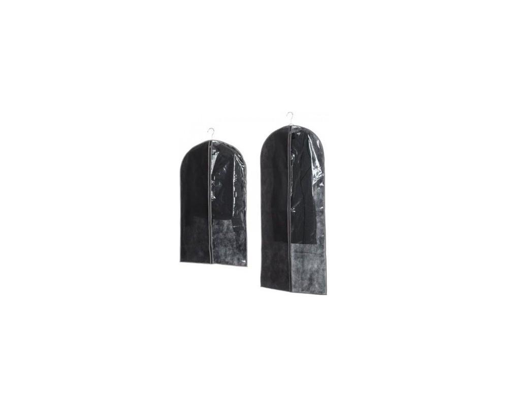 Maišas drabužiams su skaidria dalimi 60x100cm