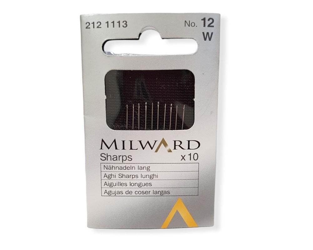 Adatos siūti rankomis Milward 12W