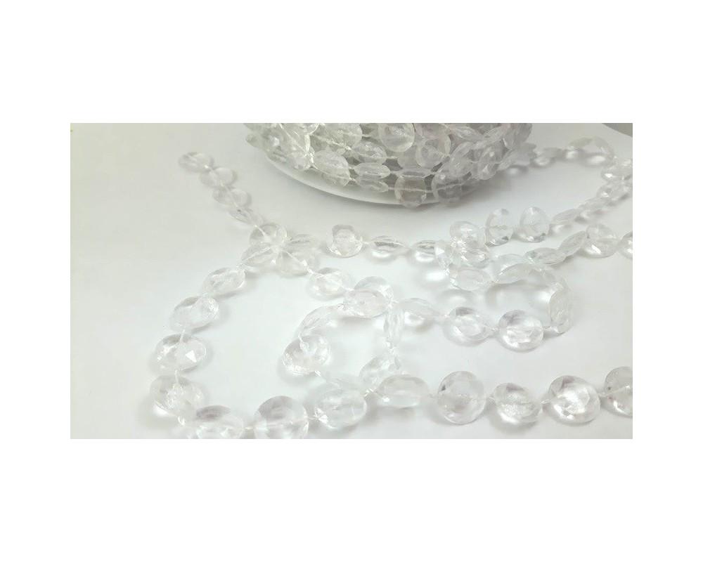 Dekoratyvinė kristalų juostelė