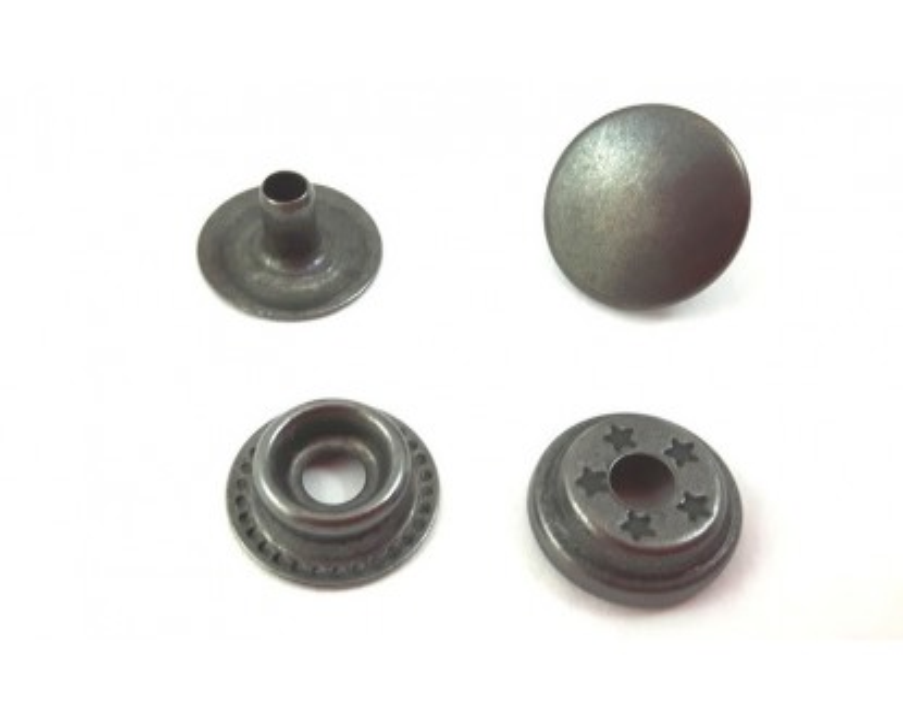 Metalinės įkalamos spaudės 4 dalių