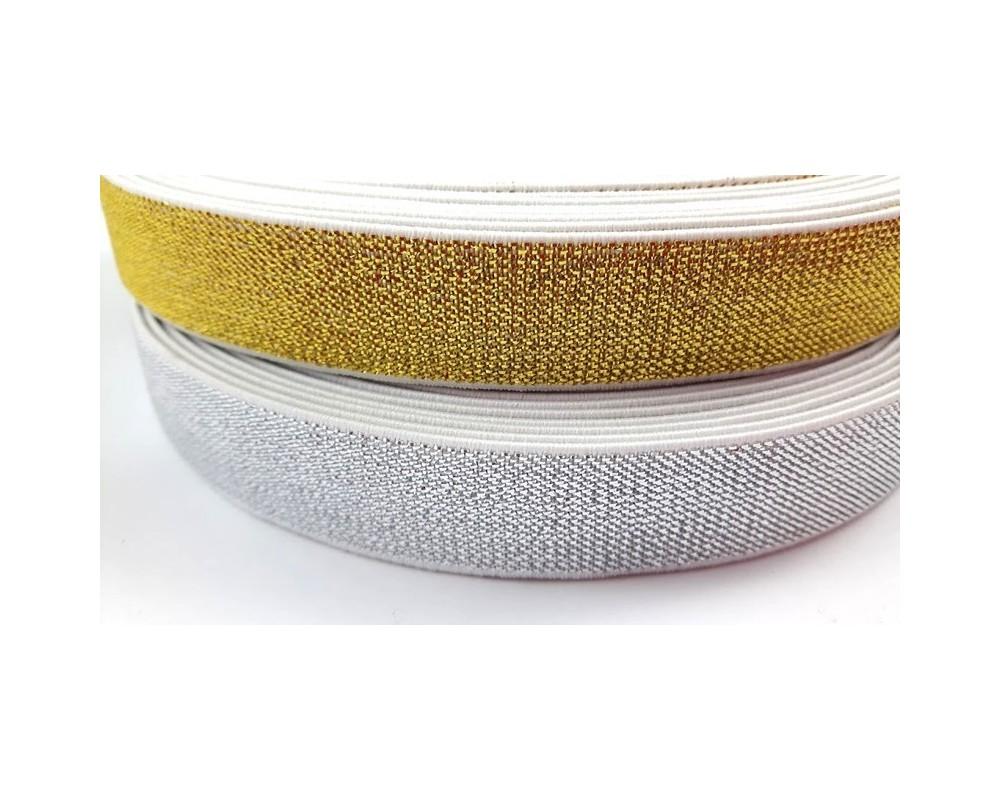 Metalizuota elastinė juosta - guma