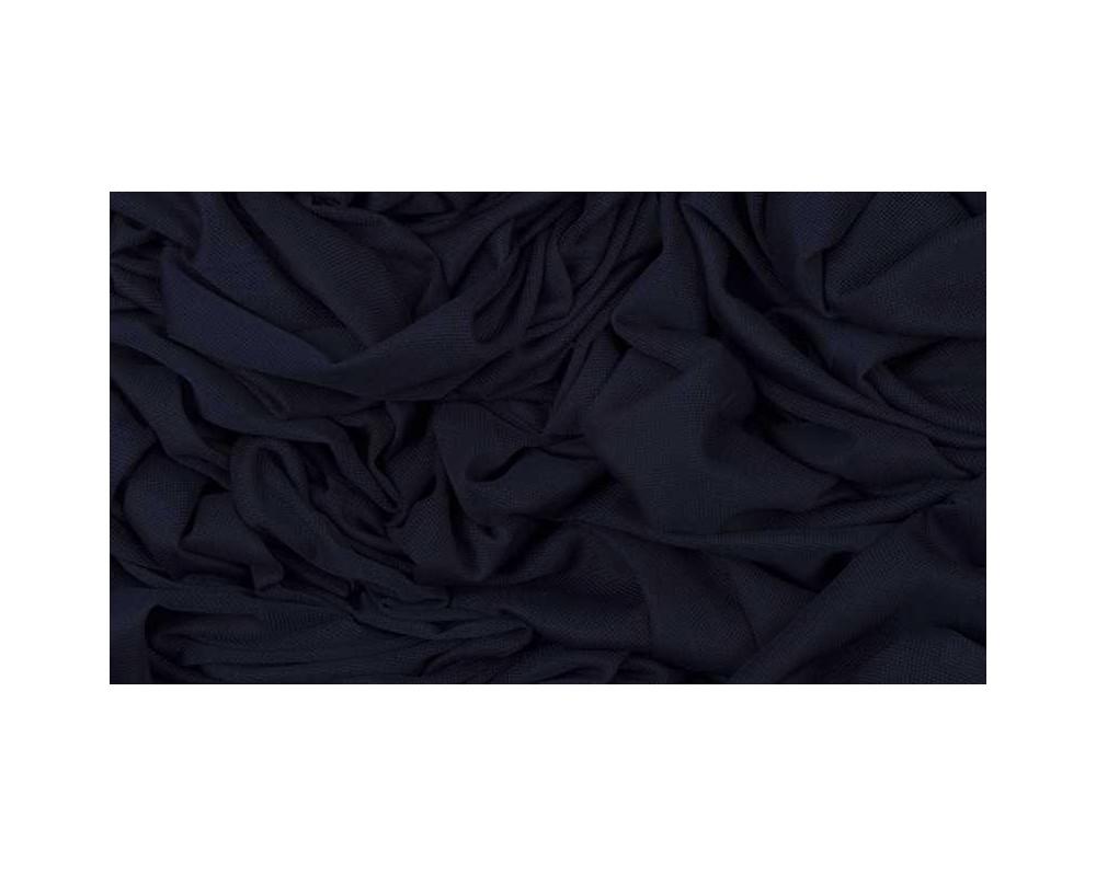 Elastinis tiulis Tamsiai mėlynas