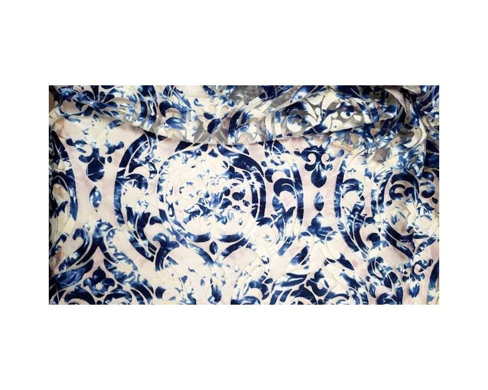 Elastinis gipiūras Balta mėlyna