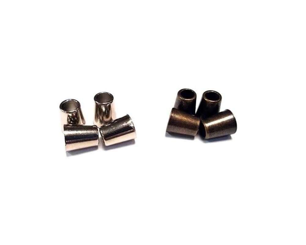 Metaliniai galiukai mazgui paslėpti Nr 3